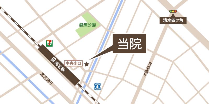 福岡県福岡市南区大楠3丁目19−17